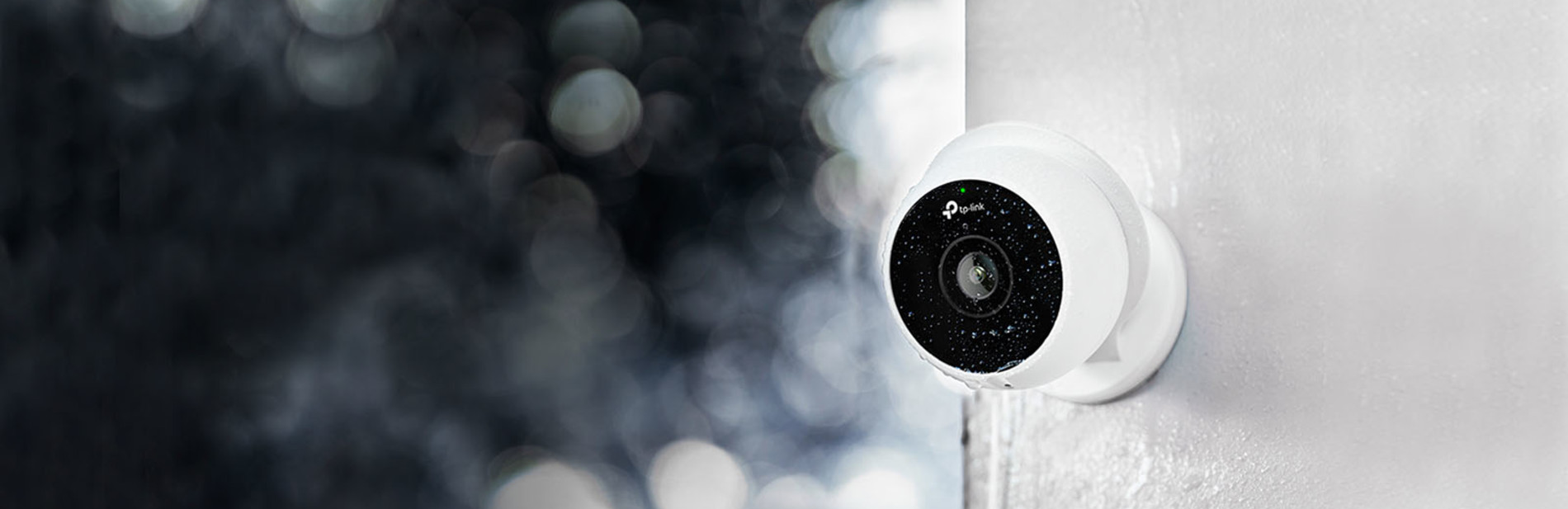 Kasa Cam Outdoor Security Camera Product Banner