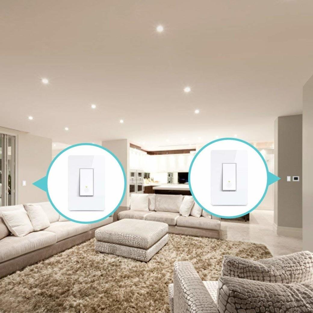 Kasa Smart Wi-Fi Light Switch, 3-Way Kit | Kasa Smart