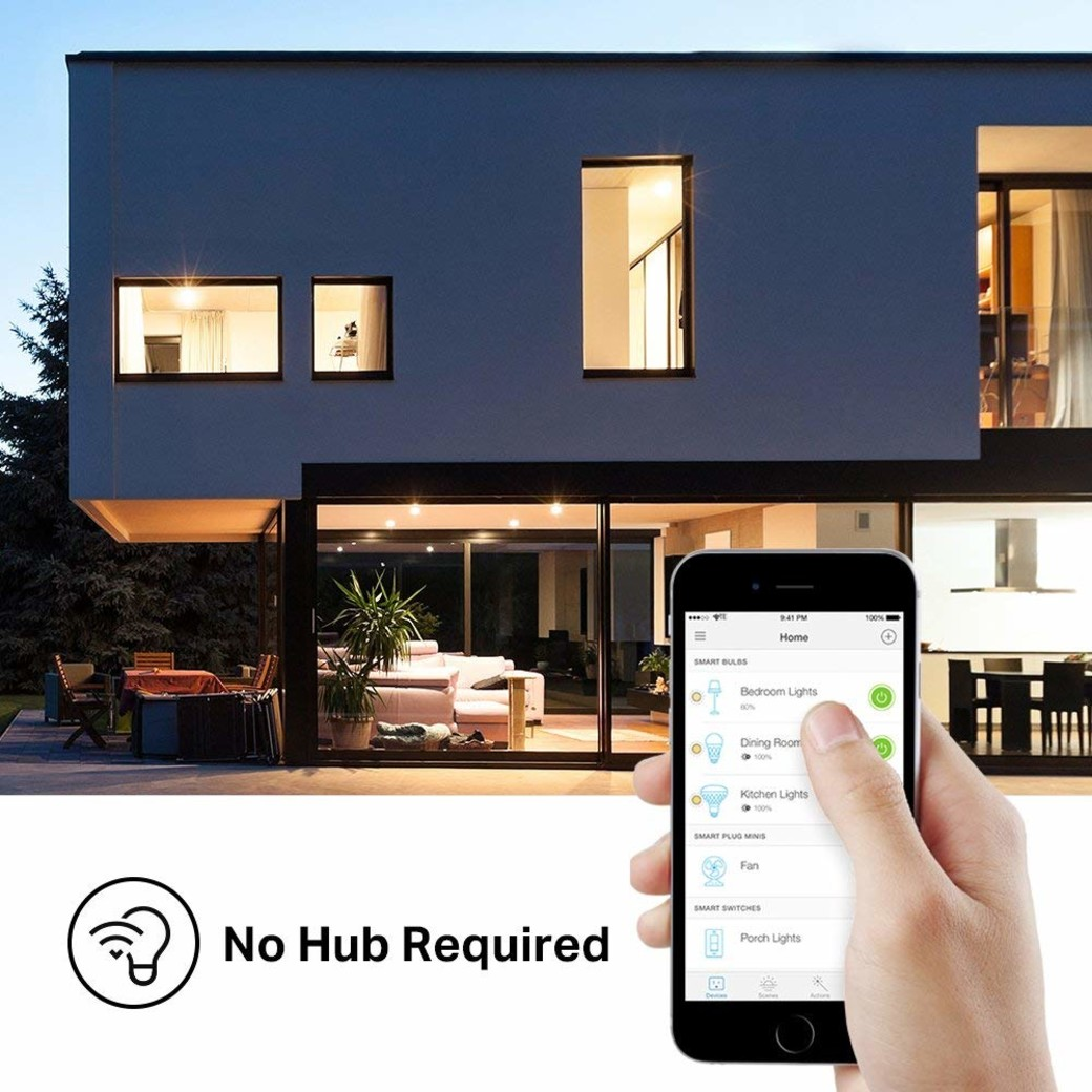 No Hub Required-bulbs