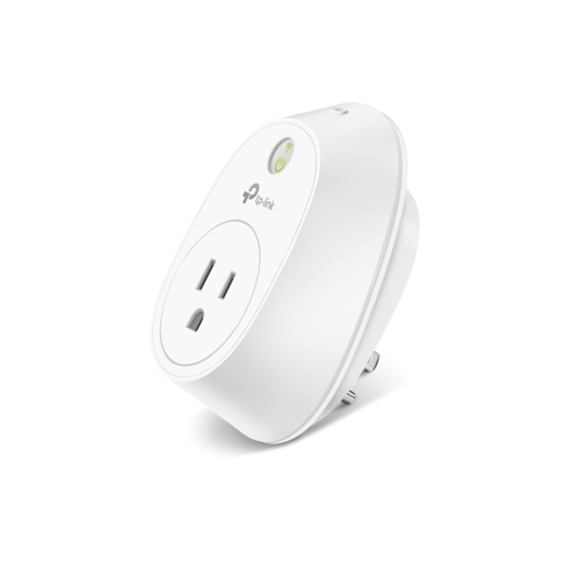 Kasa Smart Wi-Fi Plug with Energy Monitoring