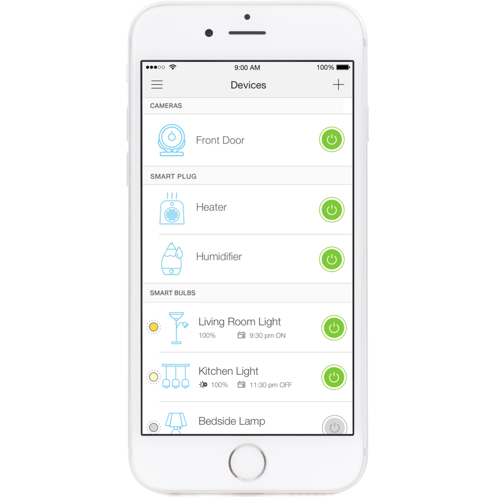 Creating a true Smart Home experience all in one App | Kasa