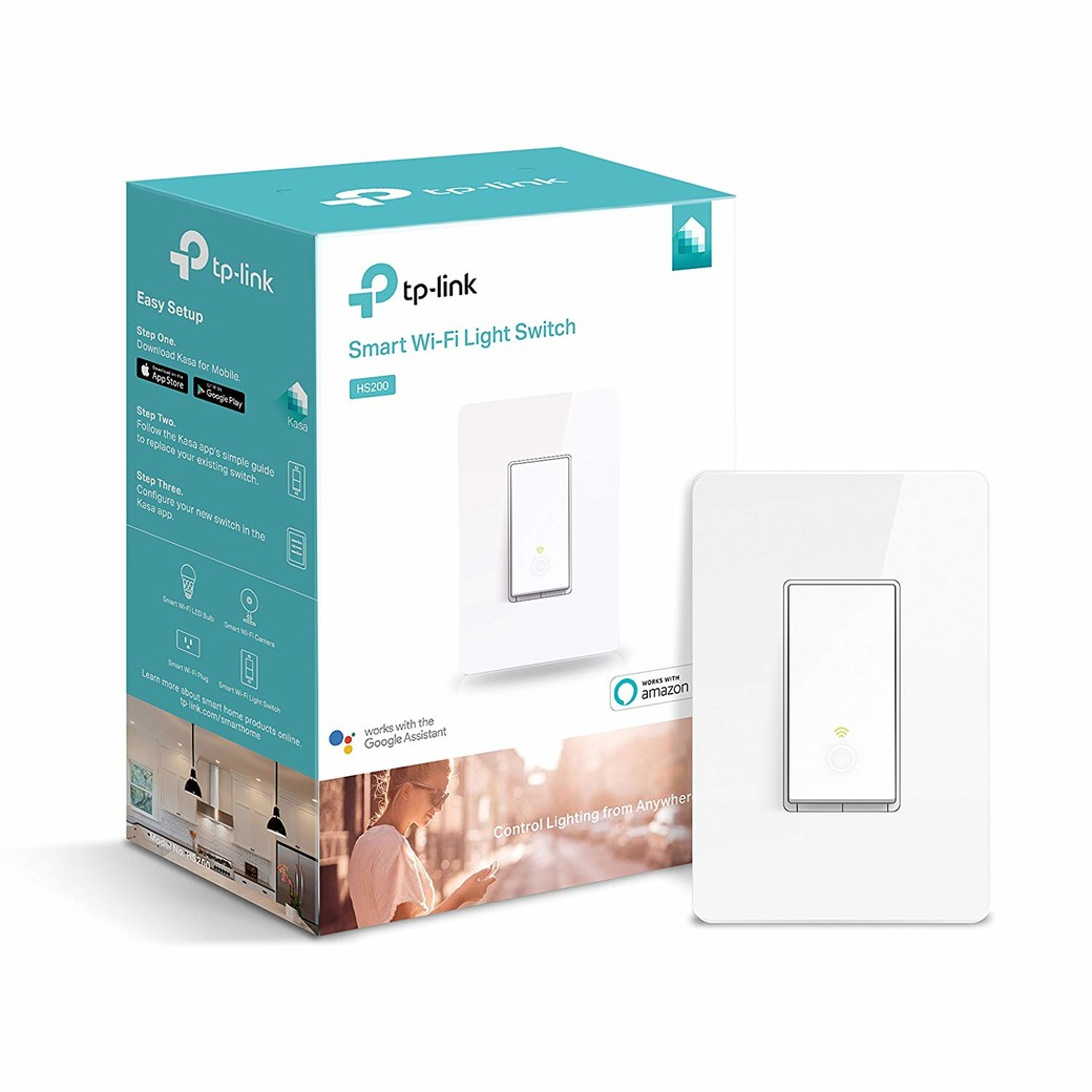 Kasa Smart Wi-Fi Light Switch | Kasa Smart