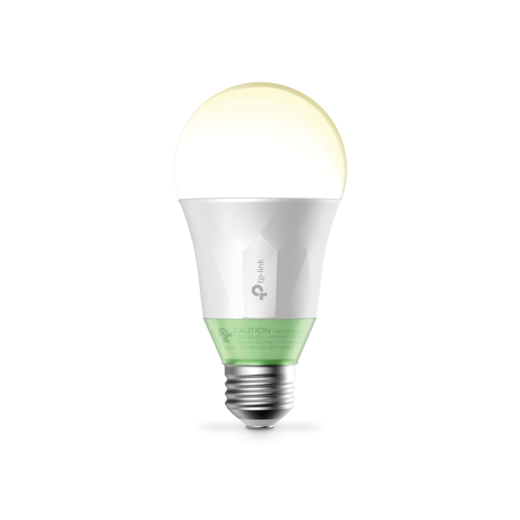 Kasa Smart Wi-Fi Light Bulb, White