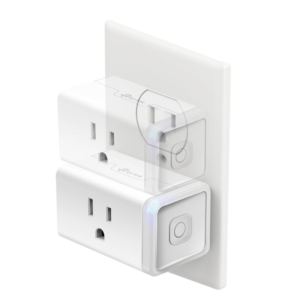 HS105_Compact design-smart plug
