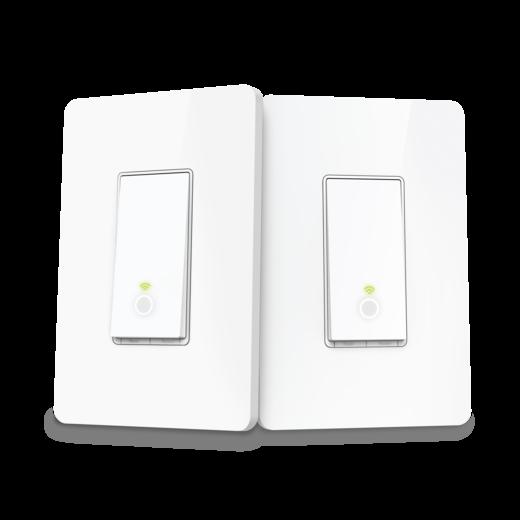 Kasa Smart Wi-Fi Light Switch,  3-Way Kit