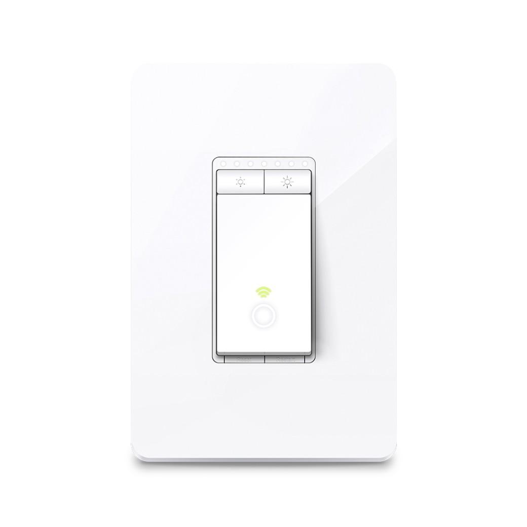 Kasa Smart Wi-Fi Light Switch, Dimmer | Kasa Smart on