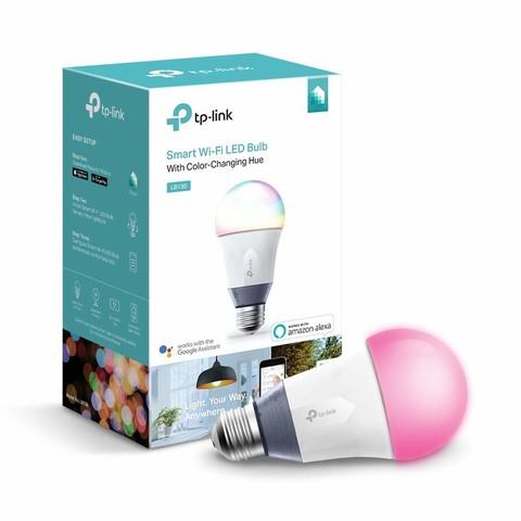 Kasa Smart Wi-Fi LED Light Bulb, Multicolor   Kasa Smart