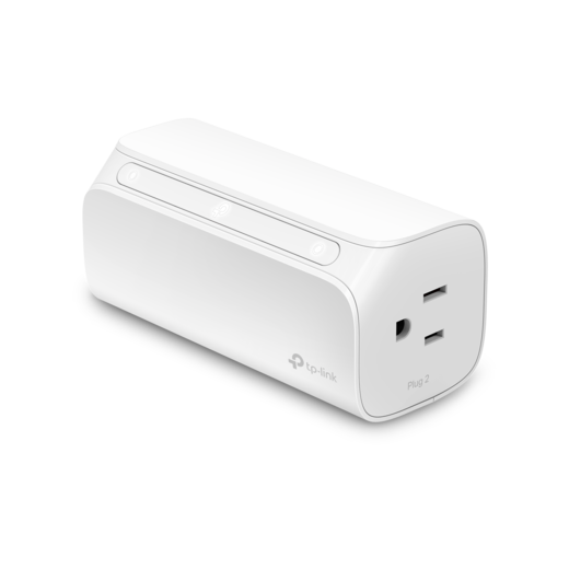 Kasa Smart Wi-Fi Plug, 2-Outlets