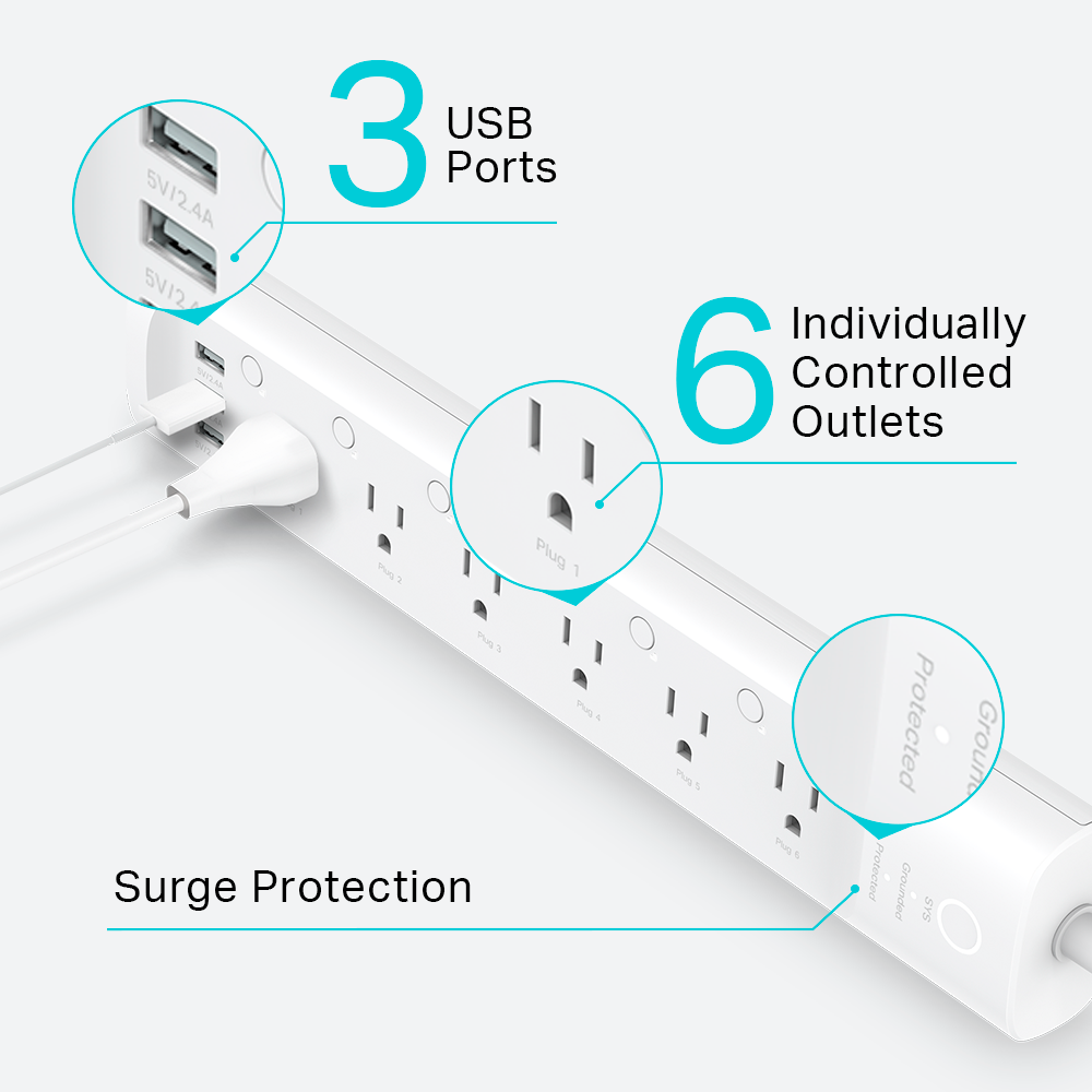 hs300, power strip